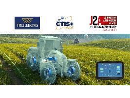 Trelleborg gana el premio Journey to Automation con su innovación más reciente: el CTIS+ Inside