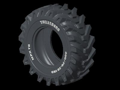 Trelleborg presentó sus últimas soluciones y sistemas para neumáticos más innovadores en BAUMA 2019 - 2