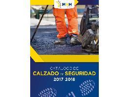 CALZADO DE SEGURIDAD 2017-2018