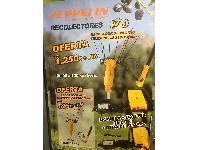 Recolector de olivas Zeppelin