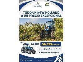Todo un New Holland a un precio excepcional