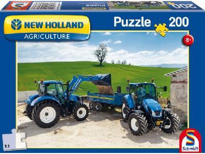 Recambio PUZZLE DE TRACTORES NEW HOLLAND