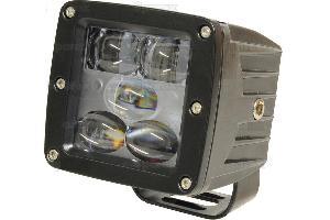 Venta repuesto MPL Luz de Trabajo LED Roja Zona de Peligro Carretilla Elevadora,