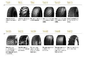 Venta repuesto Trelleborg. Neumáticos y ruedas para aplicaciones ligeras
